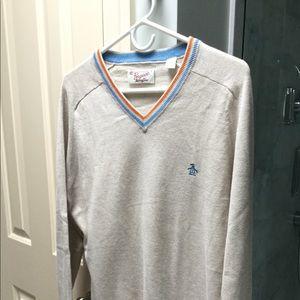 Penguin Brand Men's Sweater Size Large